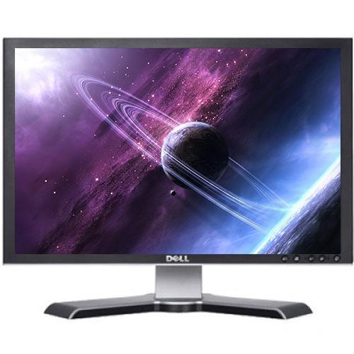 Monitor LED Refurbished DELL 2009WT, 20 Inch Widescreen, 1680 x 1050, stare perfecta, la cutie