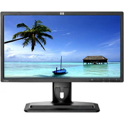 Monitor Refurbished HP ZR2240W, 22 inch LED Backlit IPS, 1920x1080 Full HD, 8 ms, DisplayPort, DVI, VGS, HDMI