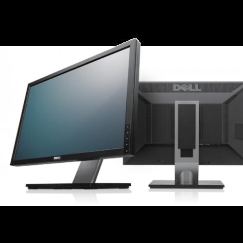 Monitor Refurished DELL P2210f, LCD 22 inch, 1680 x 1050, VGA, DVI-D, DisplayPort, USB