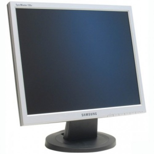 Monitor SAMSUNG SyncMaster 720n, LCD, 17 inch, 1280 x 1024, VGA, Second Hand