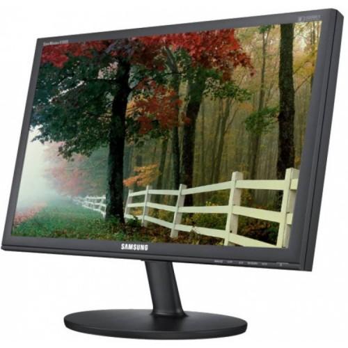 Monitor Samsung SyncMaster E1920, 18 Inch, LCD, 1360 x 768, HD, Widescreen, DVI, VGA