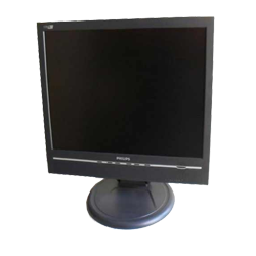 Monitor lcd ieftin Philips 170B, 17 inci,1280x1024, 8 ms ***