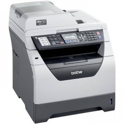 Multifunctionala Brother Second Hand MFC-8380DN, Imprimanta, Copiator, Fax, Scaner, Duplex, Retea