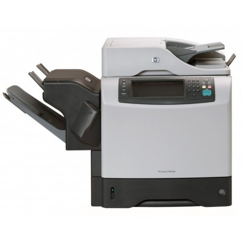 Imprimanta Multifunctionala HP LaserJet 4345 MFP, 45 PPM, 1200 x 1200, Copiator, Printer, Scanare, Retea
