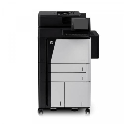 Multifunctionala HP LaserJet Enterprise Flow M830, Duplex, A3, 56ppm, 1200 x 1200 dpi, Copiator, Scanner, USB, Second Hand