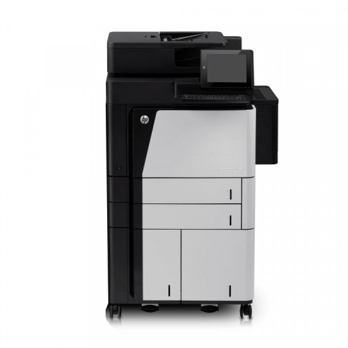Multifunctionala Laser Color HP LaserJet Managed Flow MFP M880, Duplex, A3, 1200x1200 dpi, 46 ppm, Fax, Copiator, Scanner, USB, Retea, Fara Finisher, Second Hand