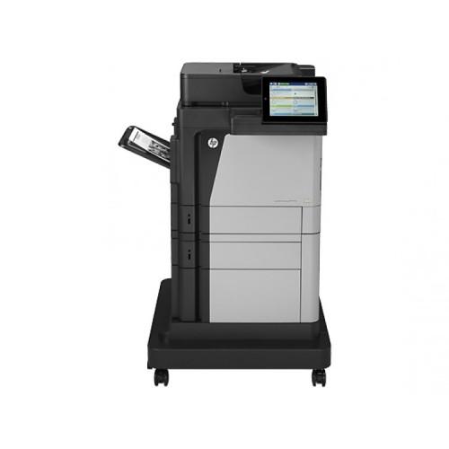 Multifunctionala Laser Monocrom HP Enterprise MFP M630, 60 ppm, 1200 x 1200 dpi, Copiator, Scanner, USB, Retea, Duplex, Second Hand