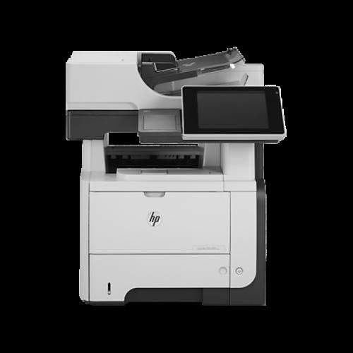 Multifunctionala Laser Monocrom HP LaserJet Enterprise 500 M525dn MFP, Duplex, A4, 42ppm, 1200 x 1200, Retea, USB, Second Hand