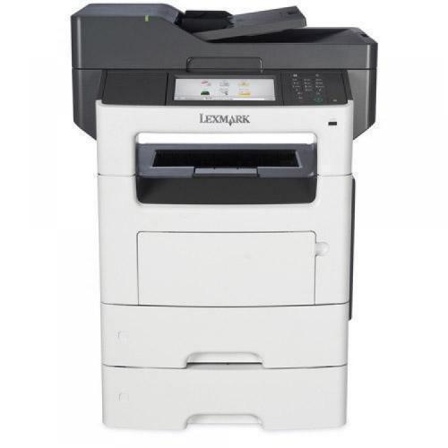 Multifunctionala Laser Monocrom Lexmark XM3150, USB, 47ppm, 1200 x 1200 dpi, Scanner, Fax, Duplex, Second Hand