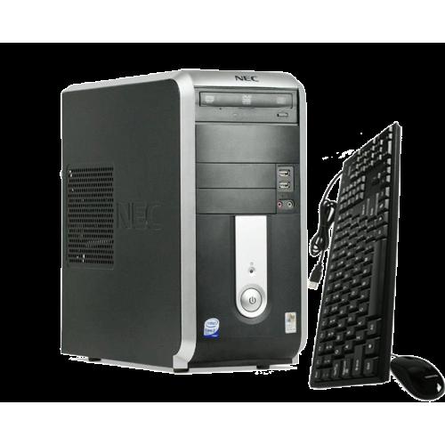 NEC POWERMATE VL260, Core 2 Duo E4700, 2.60Ghz, 2GB DDR2, 80GB HDD, DVD