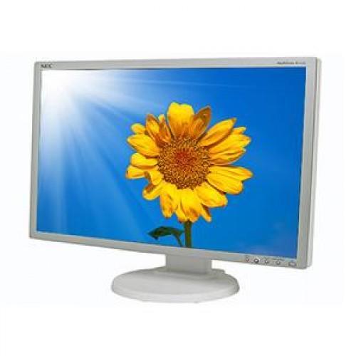 Nec MultiSync E222W, 22 Inch LCD, WideScreen, 1680 x 1050, 5ms, DVI, VGA