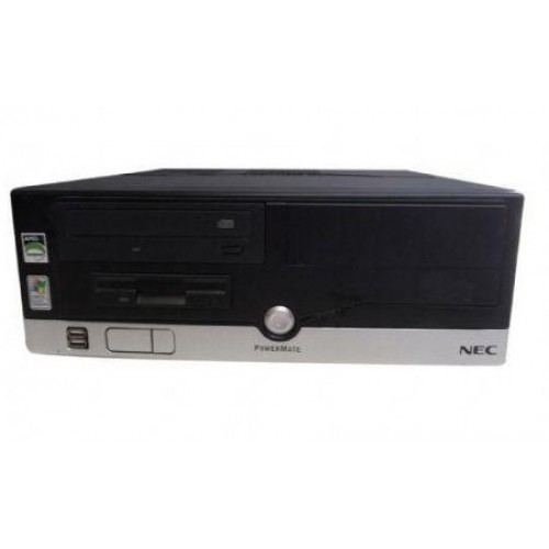Unitate SH NEC Powermate VL350 Desktop, AMD Sempron 3200+ 1.80Ghz, 1Gb DDR1, 80Gb, DVD-ROM