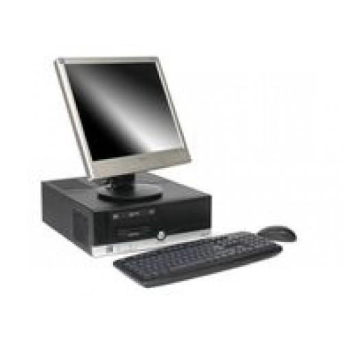 NEC Powermate VL350, AMD Sempron 3200+ 1.6Ghz, 1Gb DDR1, 80Gb, DVD cu Monitor LCD