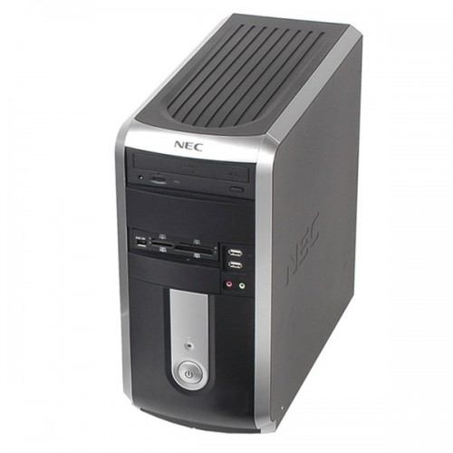 Oferta PC SH NEC PowerMate VL260 Tower, AMD Sempron 3000+ 2.00GHz, 1Gb DDR2, 40GB HDD, CD-ROM