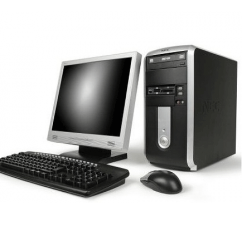 Pachet PC NEC PowerMate VL6 CPU Intel 2.93 GHZ, 1024MB, 40GB, CD-ROM + Monitor LCD 15 inch***