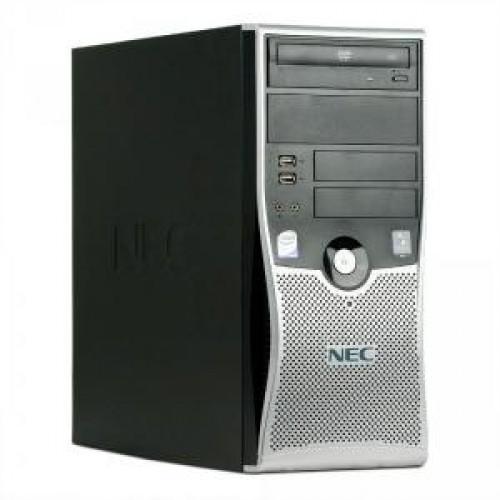 Calculator SH NEC ML470 Tower, Intel Core 2 Duo E8200 2.66GHz, 2GB DDR2, 80GB SATA, DVD-ROM