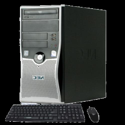 Calculator SH Nec ML470 Intel Core 2 Duo E6850,  3.0Ghz , 2Gb DDR2, 160Gb  HDD , DVD-RW ***