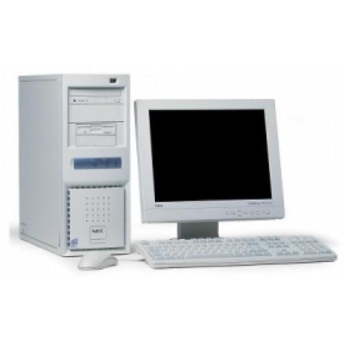 Calculator SH NEC VL5, AMD Sempron 2800+ 1,6Ghz, 1Gb DDR, 40Gb HDD, DVD-ROM cu Monitor LCD ***
