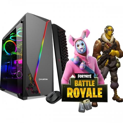 Calculator Gaming Fortnite Tower Intel Core i3-2100 3,10GHz , 16Gb DDR3, 500 GB HDD - GTA5, CS-GO, Fortnite
