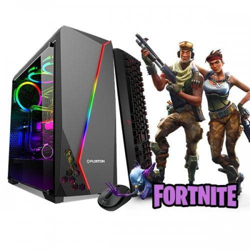 Calculator Gaming Fortnite Tower Intel Core i3-3220 3,30GHz , 16Gb DDR3, 500 GB HDD - GTA5, CS-GO, Fortnite
