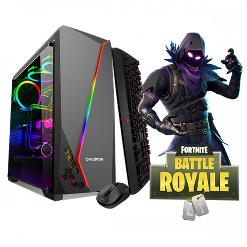 Calculator Gaming Fortnite Tower Intel Core i5-2400 3,40GHz , 16Gb DDR3, 500 GB HDD - GTA5, CS-GO, Fortnite