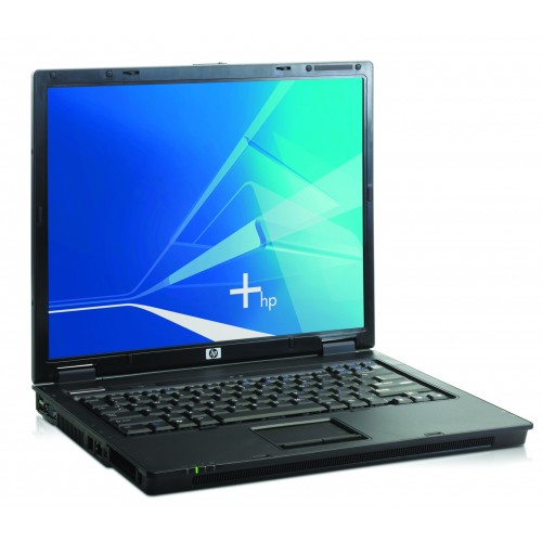 Laptop Second Hand HP NX6310, Core 2 Duo T5500 1.66Ghz, 2GB, 120GB, DVD-RW 14 inch ***