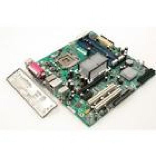 Placa de baza Intel DG965GF DDR2 + CPU Intel Pentium D 2.80Ghz + Cooler, Socket LGA775