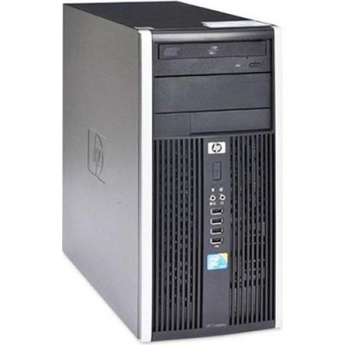Calculator HP Compaq 6005 Pro Second Hand, AMD Sempron 140, 2.70Ghz, 1Gb DDR2, 80Gb, DVD-ROM