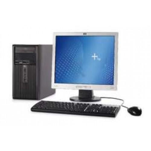 PC HP Compaq Tower DX2200, Intel Pentium 4 3.0Ghz, 1.5GB DDR2, 160Gb HDD, DVD cu Monitor LCD ***