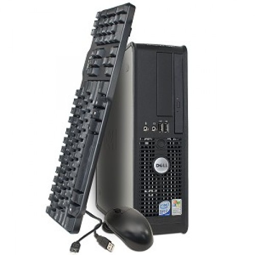 PC Dell Optiplex 755, Desktop, Intel Core 2 Duo E4300, 1.80Ghz, 2GB DDR2, 160GB HDD, DVD-ROM ***
