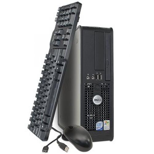 PC Dell Optiplex 755 SFF, Intel Core 2 Duo E4600, 2.4Ghz, 2048Mb RAM, 80Gb HDD, DVD-ROM + Windows 7 Home Premium
