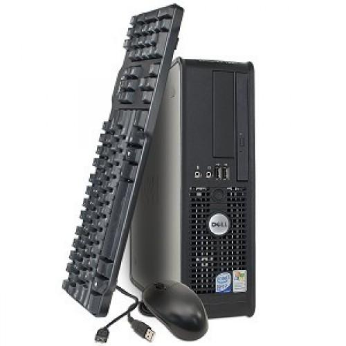 PC Dell Optiplex GX620 SFF, Intel Pentium D 3.0 GHz, 2GB DDR2, 80GB HDD, DVD-ROM ***