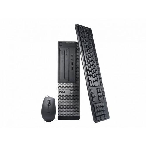 Unitate SH Dell OptiPlex 390, Intel Core i3-2120, 3.3Ghz, 4Gb DDR3, 250Gb HDD, DVD-RW