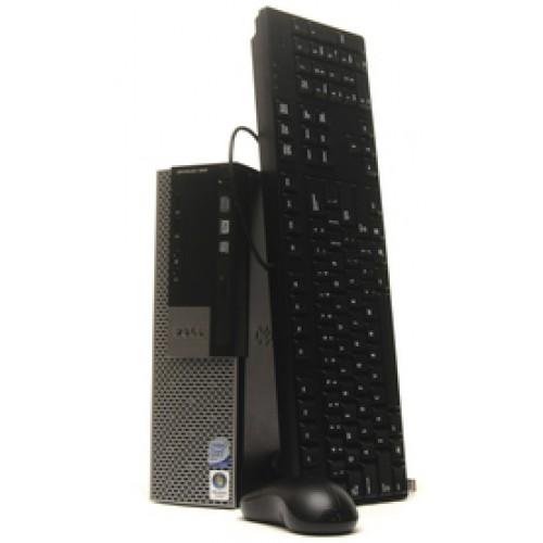 PC Dell OptiPlex 960 Desktop, Intel Core 2 Quad Q9400, 2.66Ghz, 4Gb DDR2, 250Gb HDD, DVD-RW