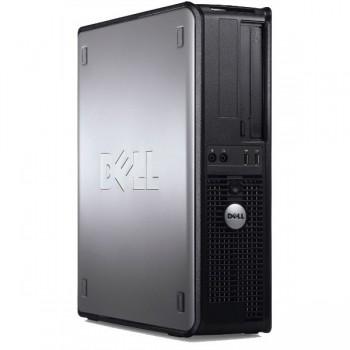 Calculator Dell Optiplex 780, Intel Core 2 Duo E8400 3.0Ghz, 4Gb DDR3, 250Gb SATA, DVD-RW, Desktop