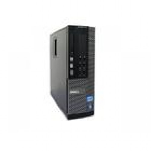 PC Dell OptiPlex 790 SFF, Intel i3-2120, 3.3Ghz, 4Gb DDR3, 250Gb SATA, DVD-RW + Windows 7 Home Premium