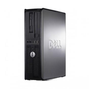 PC Second Hand Dell Optiplex 380 Desktop,  Core 2 Duo E8500, 3.16Ghz, 4Gb DDR3, 250Gb HDD, DVD-RW