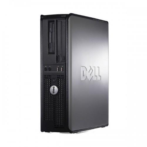 PC Second Hand Dell Optiplex 380 Desktop,  Core 2 Quad Q9450, 2.66Ghz, 4Gb DDR3, 250Gb HDD, DVD-RW