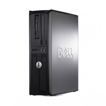 PC Second Hand Dell Optiplex 380 Desktop,  Core 2 Quad Q9550, 2.83Ghz, 4Gb DDR3, 250Gb HDD, DVD-RW