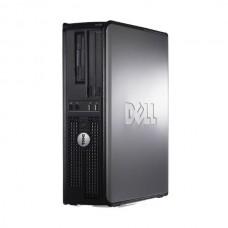 PC Dell Optiplex 380 Desktop,  Core 2 Quad Q9400, 2.66Ghz, 4Gb DDR3, 250Gb HDD, DVD-RW