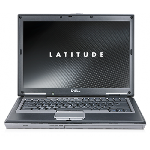 Laptop Dell Latitude D620, Core 2 Duo T7400 2.0GHz, 4Gb, 60Gb HDD, DVD-ROM ***