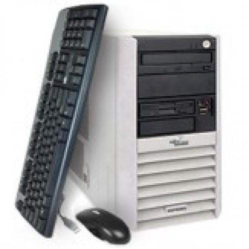 Calculator SH Fujitsu Siemens Scenic P300 Intel Pentium 4, 2.8 Ghz, 80Gb IDE, Memorie 1024Mb DDR, DVD-ROM ***