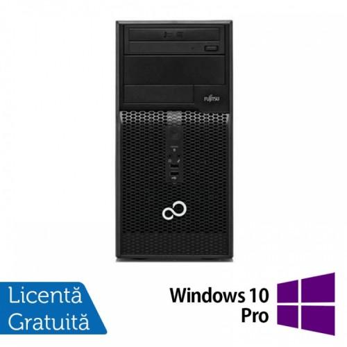 PC FUJITSU SIEMENS Esprimo P500 MT, Intel Celeron G530 2.40GHz, 4GB DDR3, 500GB SATA, DVD-RW + Windows 10 Pro