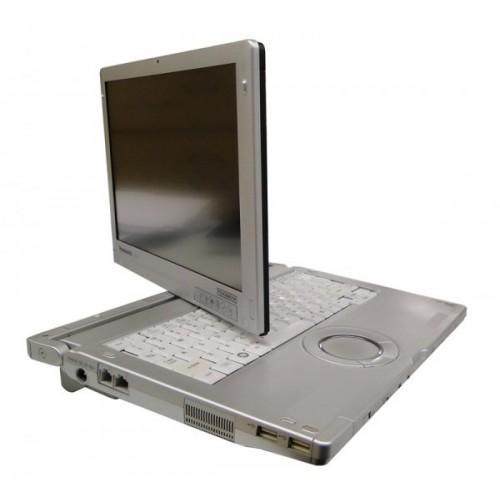 "Laptop Panasonic Toughbook CF-C1, Intel Core i5 520M 2.4 Ghz, 6 GB DDR3, 128 GB SSD, Display 12.1"" , Touchscreen SH"