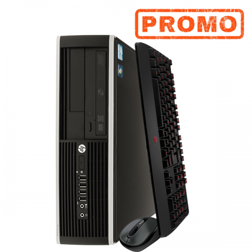 Calculatoare HP 8100 Elite desktop, Intel Core i3-530 2.93Ghz, 4Gb DDR3, 250Gb HDD, DVD