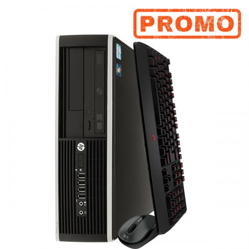 Calculatoare HP 8100 Elite TOWER, Intel Core i7-860 2.80 Ghz, 4Gb DDR3, 500Gb SATA, DVD-ROM