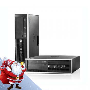 Calculator HP Elite 8200 desktop, i3-2100 3.10Ghz, 4Gb DDR3, 250GB HDD Sata, DVD