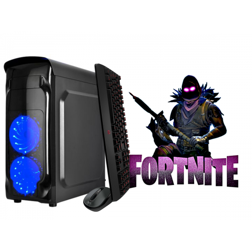Calculator Gaming Fortnite Tower Intel Core i5-3570M 3,80GHz , 8Gb DDR3, 500 GB HDD Placa video Aorus RX 570 4GB DDR5 256bit - GTA5, CS-GO, Fortnite