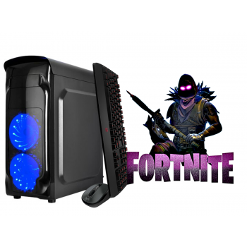 Calculator Gaming Fortnite Tower Intel Core i5-4590M 3,30GHz , 8Gb DDR3, 500 GB HDD Placa video 4GB GDDR5, 256 Bit - GTA5, CS-GO, Fortnite
