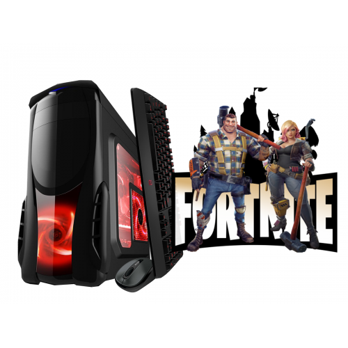 Calculator Gaming Fortnite Tower Intel Core i5-3570M 3,80GHz , 8Gb DDR3, 500 GB HDD Placa video R7 370 OC NITRO, 4GB GDDR5, 256-bit - GTA5, CS-GO, Fortnite